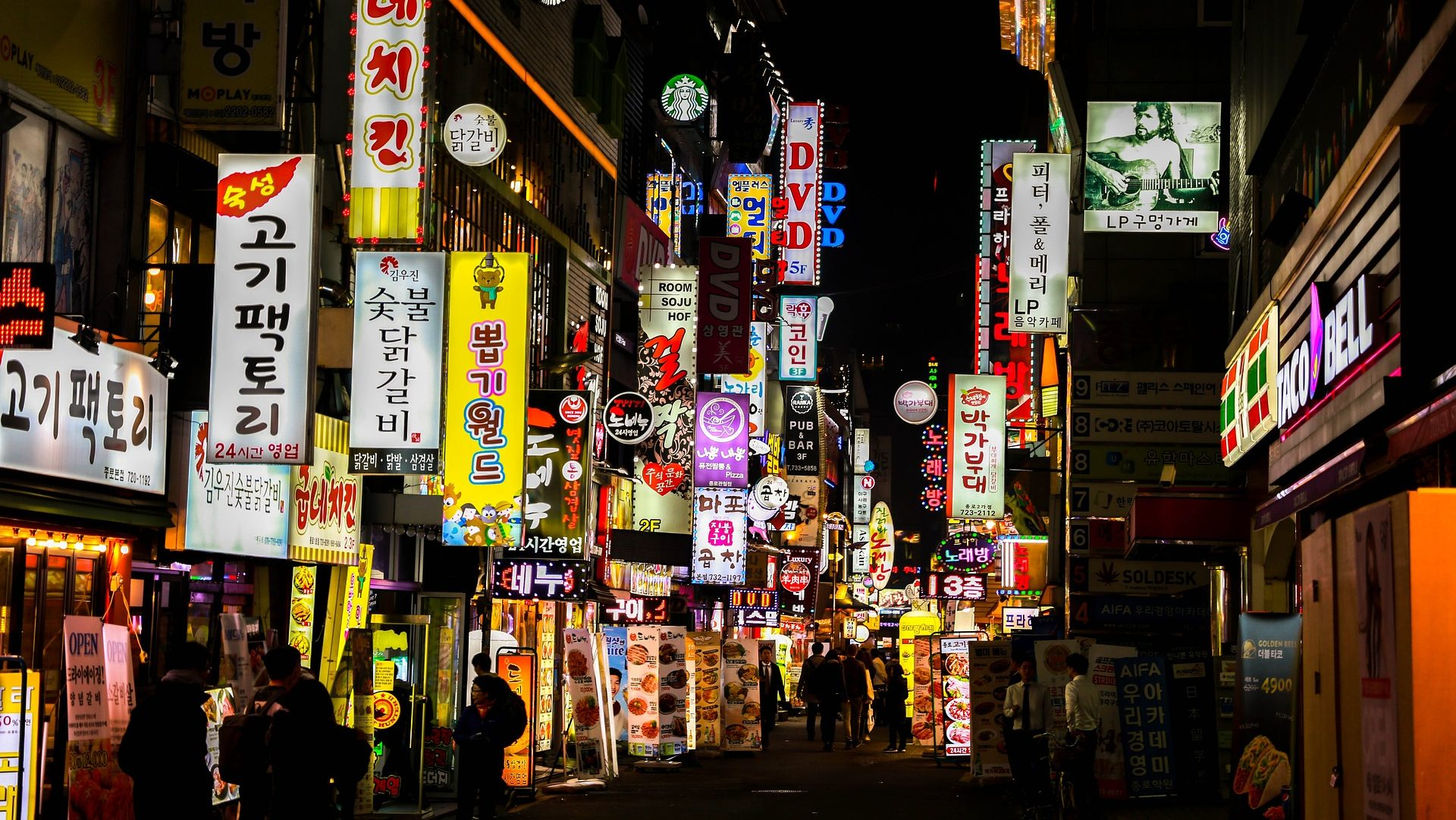 Korejština Online